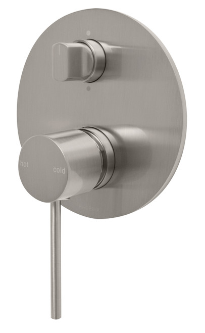 Vivid Slimline Shower / Bath Diverter Mixer [150342]