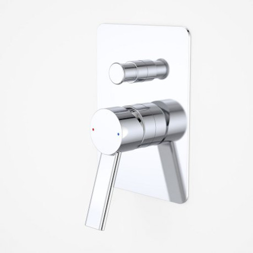 Villa Bath/Shower Mixer With Diverter [136963]