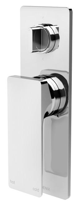 Gloss Shower / Bath Diverter Mixer [150321]