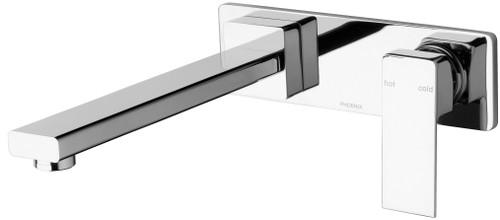 Radii Wall Bath Mixer Set [150328]
