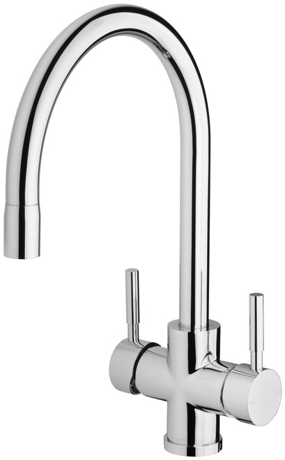 Vivid Filtered Sink Mixer  Gooseneck With Filters [150434]
