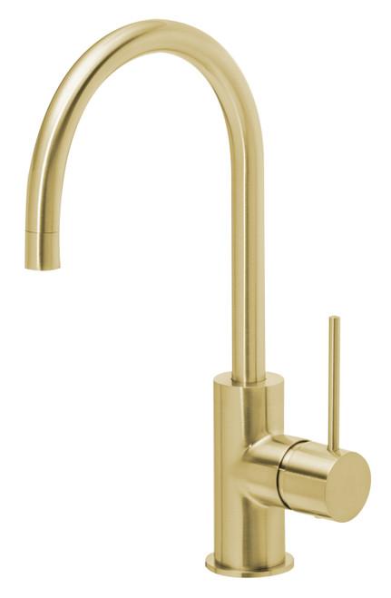 Vivid Slimline Sink Mixer  Gooseneck [155281]