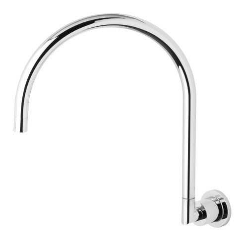 Vivid Pin Lever Wall Sink Outlet  Gooseneck [158870]