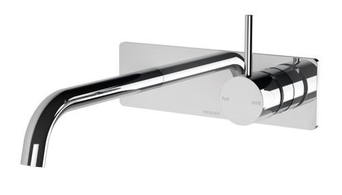 Vivid Slimline Up Basin / Bath Wall Mixer Set [158833]