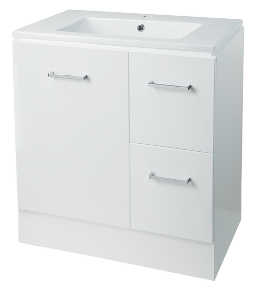 Classic 750 LH Thin Top Vanity [153168]