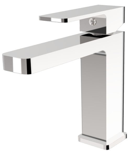Basin Mixer Straight Body-Chrome [181237]