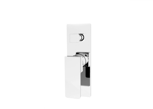 Shower Mixer With Divertor-Chrome [181248]