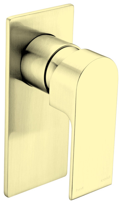 Shower Mixer -Brushed Gold [181255]