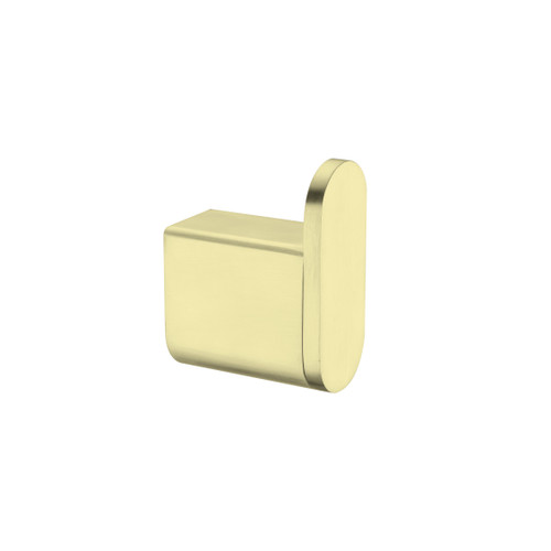 Robe Hook-Brushed Gold [181298]