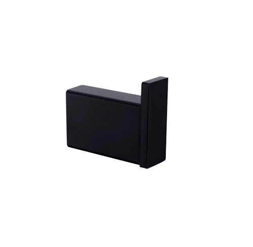 Robe Hook-Matte Black [181302]