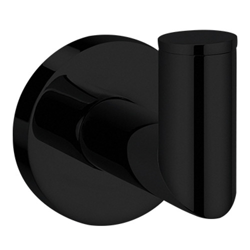Robe Hook-Matte Black [181303]