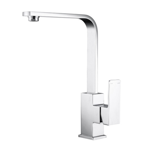 Kitchen Mixer Curved Spout-Chrome [181353]