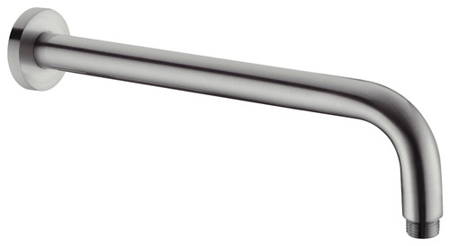 Round Shower Arm -Gun Metal Grey [195142]