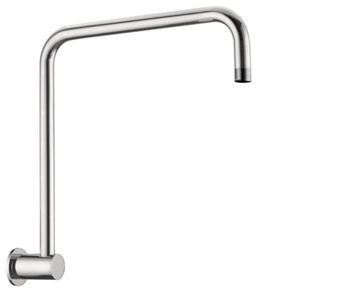Round Shower Arm-Brushed Nickel [195165]