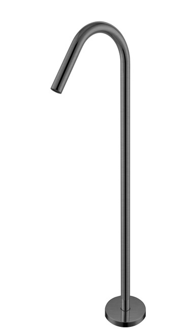 Free Standing Bath Spout-Brushed Nickel [195196]