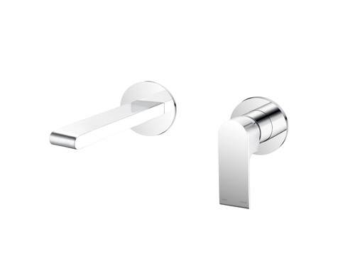 Wall Basin/Bath Mixer -Chrome [194872]