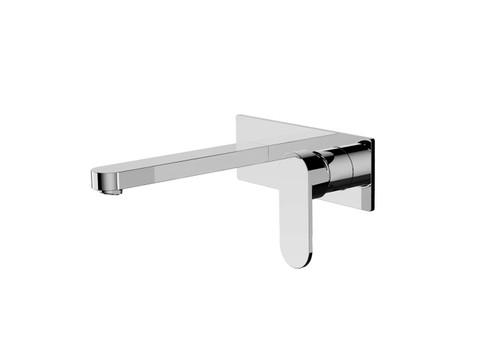 Wall Basin Mixer -Chrome [195049]