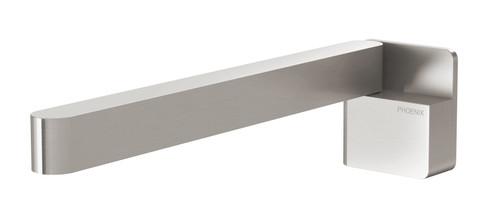 Designer Swivel Bath Outlet  230mm Squareline [180768]