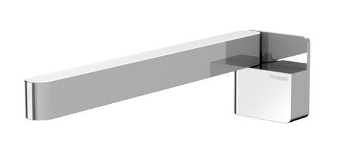 Designer Swivel Bath Outlet  230mm Squareline [180769]