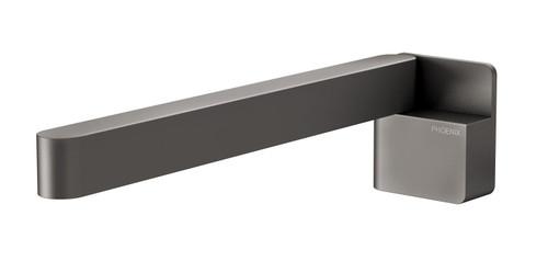 Designer Swivel Bath Outlet  230mm Squareline [180770]
