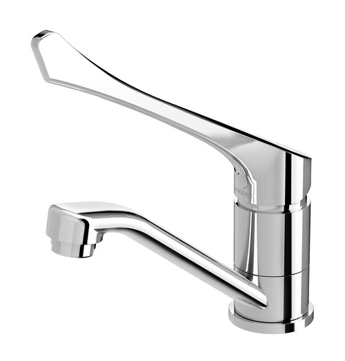 Ivy MKII Extended Handle Swivel Basin Mixer [191397]