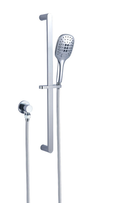 Shower Rail-Chrome [181282]