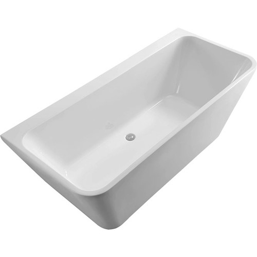 Delta 1500 Back-to-Wall Acrylic Bath [158180]