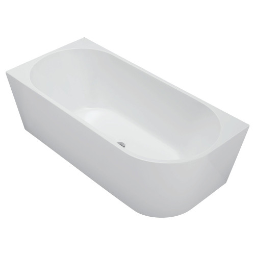Isabella 1500 Corner Right-Hand Acrylic Bath [166664]