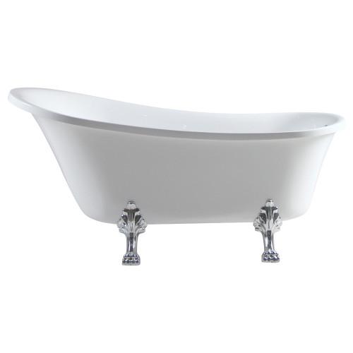 Clawfoot 1500 Freestanding Acrylic Bath [180543]