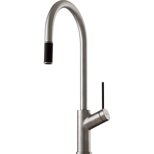 Oliveri Vilo Pull Out Brushed Mixer [150418]