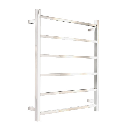 Radiant SLTR01-700 Non-Heated Square Ladder 700 X 830 mm Mirror Polished [117551]