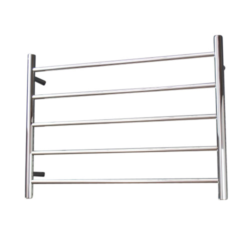 Radiant LTR03-750 Non-Heated Round Ladder 750 X 550 mm Mirror Polished [133933]