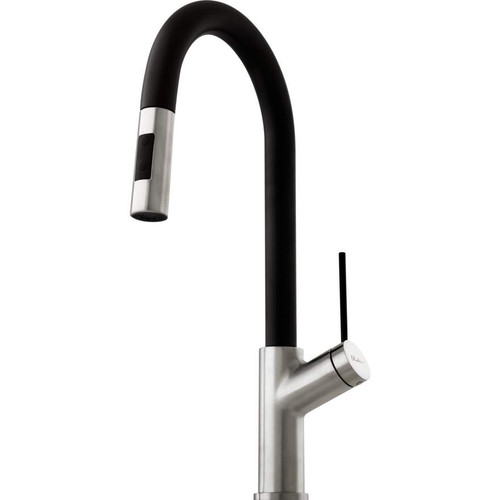 Oliveri Vilo Pull Out Spray Brushed Mixer [150423]