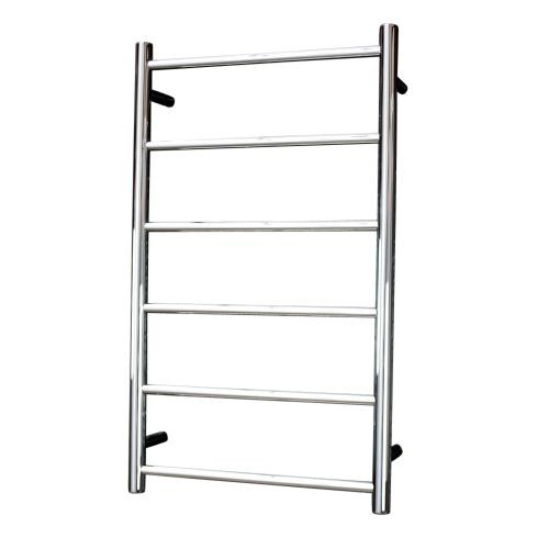 Radiant LTR01-500 Non-Heated Round Ladder 500 X 830 mm Mirror Polished [137687]