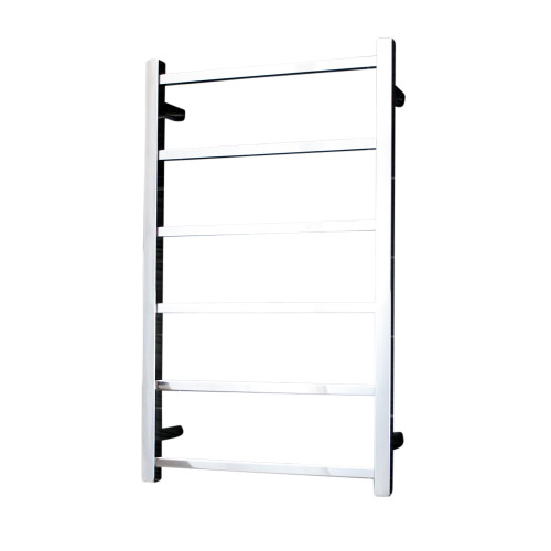 Radiant SLTR01-500 Non-Heated Square Ladder 500 X 830 mm Mirror Polished [137710]