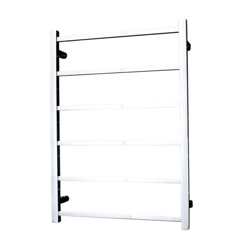 Radiant SLTR01-600 Non-Heated Square Ladder 600 X 830 mm Mirror Polished [137711]