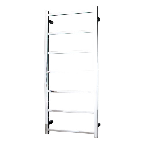 Radiant SLTR02-500 Non-Heated Square Ladder 500 X 1130 mm Mirror Polished [137713]