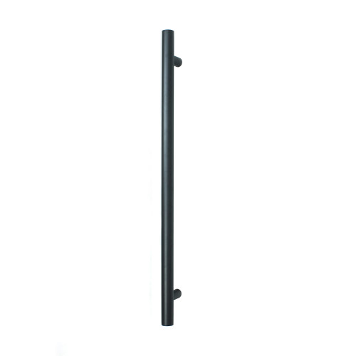 Radiant BLK-VTR-950 Vertical Rail 40 x 950mm Matt Black [190558]