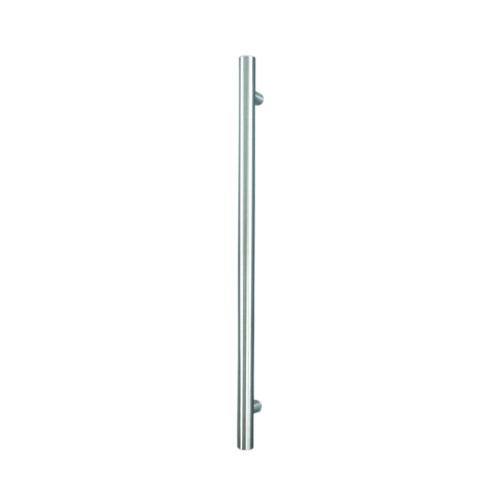 Radiant BRU-VTR-950 Vertical Rail 40 x 950mm Brushed Satin [190559]