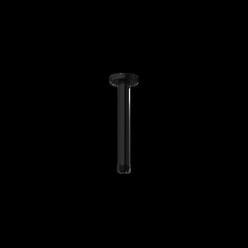 Urbane II Ceiling Arm - 200mm - Matte Black [195236]