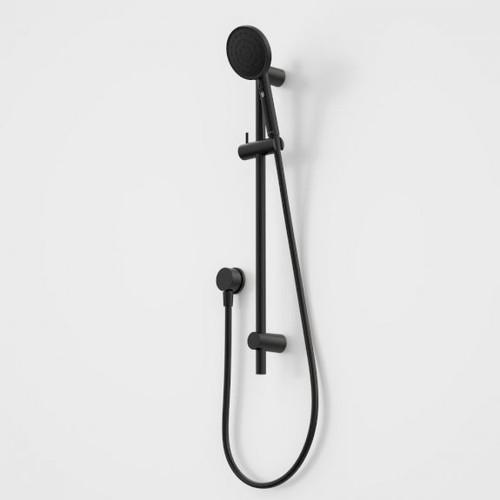 Urbane II Rail Shower - Matte Black [196133]