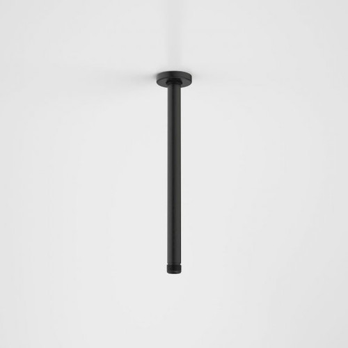 Urbane II Ceiling Arm - 300mm - Matte Black [196173]