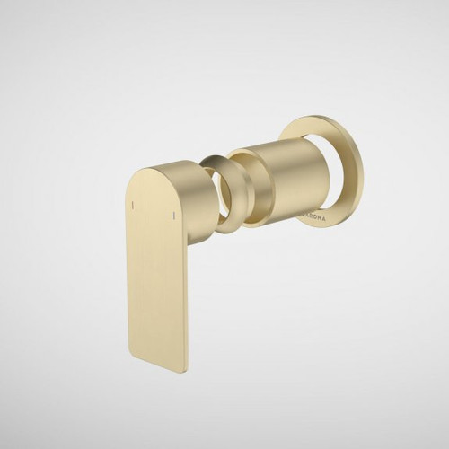 Urbane II Bath / Shower Trim Kit - Round Cover Plate - Brushed Brass [196225]