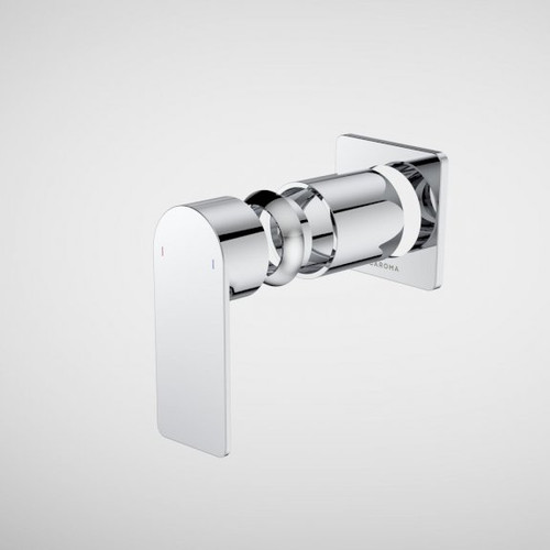 Urbane II Bath / Shower Trim Kit - Square Cover Plate - Chrome [196232]