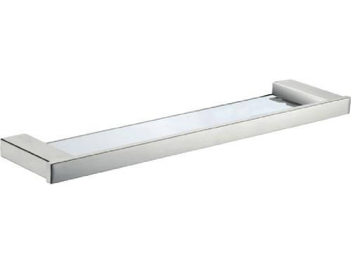 Koko Chrome Glass Shelf [133181]