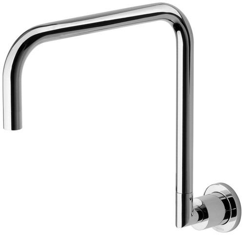 Radii Wall Sink Outlet 300mm Squareline [199002]