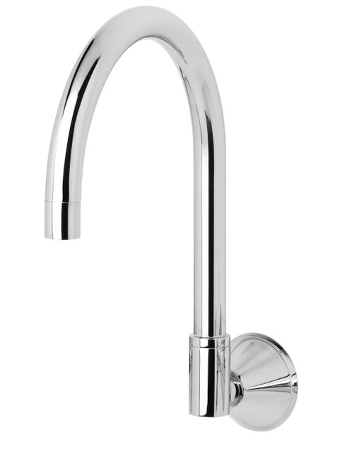 Ivy Wall Sink Outlet 170mm Gooseneck [198968]