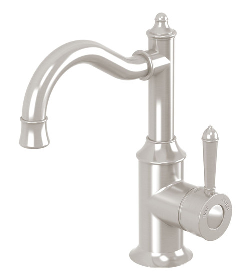 Nostalgia Basin Mixer 160mm Shepherds Crook [199030]