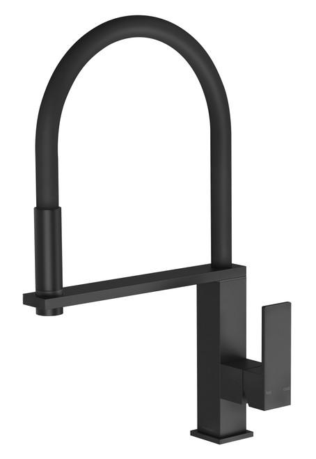 Vezz Flexible Hose Sink Mixer Square [199078]