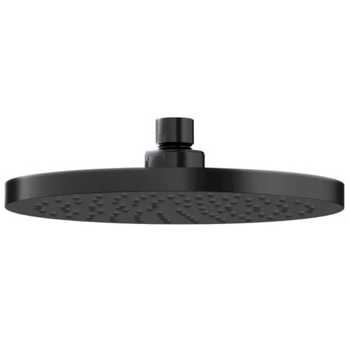 Krome Overhead Shower 200Mm Matte Black [169922]